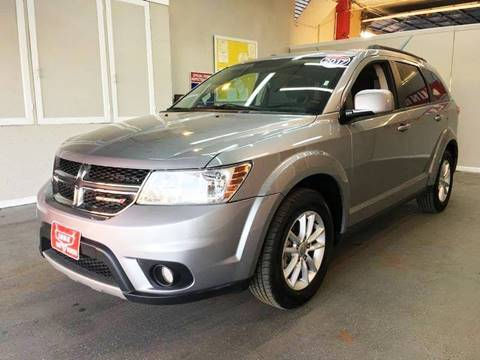 2017 Dodge Journey for sale at LUNA CAR CENTER in San Antonio TX