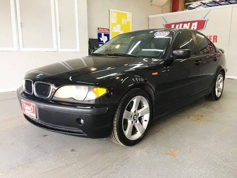 2005 BMW 3 Series for sale at LUNA CAR CENTER in San Antonio TX