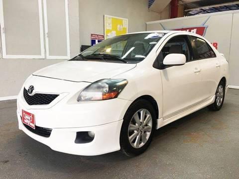 2009 Toyota Yaris for sale at LUNA CAR CENTER in San Antonio TX