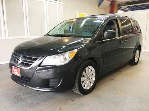 2012 Volkswagen Routan for sale at LUNA CAR CENTER in San Antonio TX