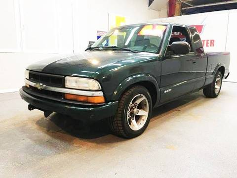 2003 Chevrolet S-10 for sale at LUNA CAR CENTER in San Antonio TX