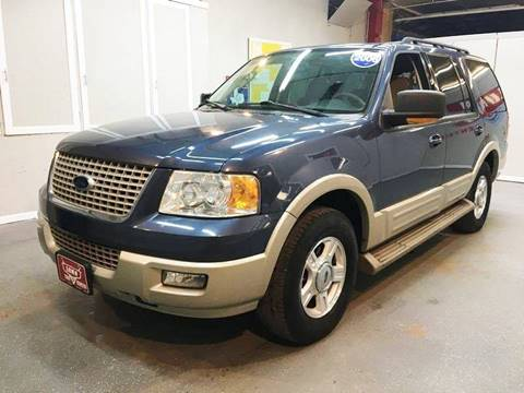 2006 Ford Expedition for sale at LUNA CAR CENTER in San Antonio TX