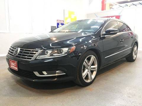 2013 Volkswagen CC for sale at LUNA CAR CENTER in San Antonio TX