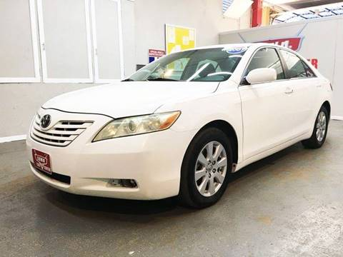 2007 Toyota Camry for sale at LUNA CAR CENTER in San Antonio TX