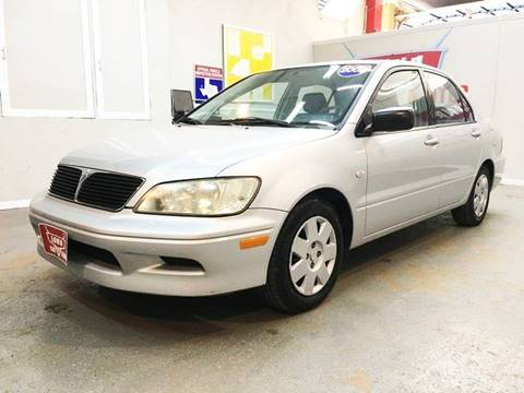 2003 Mitsubishi Lancer for sale at LUNA CAR CENTER in San Antonio TX