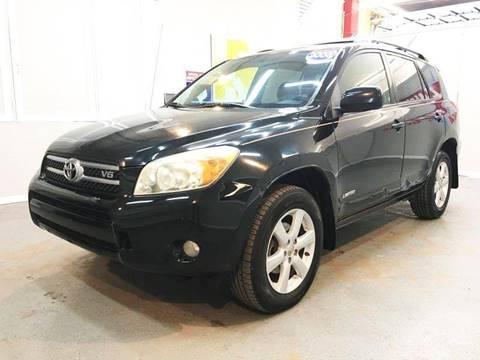 2006 Toyota RAV4 for sale at LUNA CAR CENTER in San Antonio TX