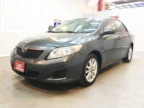 2009 Toyota Corolla for sale at LUNA CAR CENTER in San Antonio TX