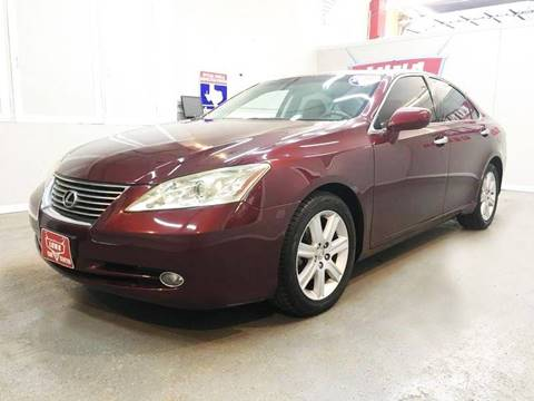 2008 Lexus ES 350 for sale at LUNA CAR CENTER in San Antonio TX
