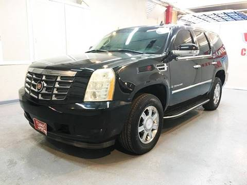 2007 Cadillac Escalade for sale at LUNA CAR CENTER in San Antonio TX