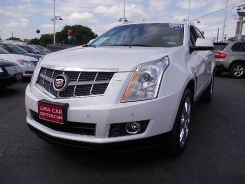 2011 Cadillac SRX for sale at LUNA CAR CENTER in San Antonio TX