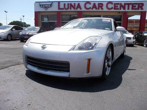 2006 Nissan 350Z for sale at LUNA CAR CENTER in San Antonio TX