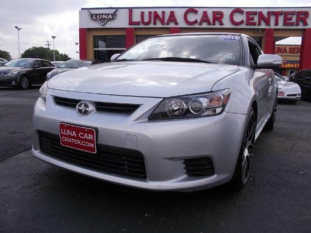 2013 Scion tC for sale at LUNA CAR CENTER in San Antonio TX