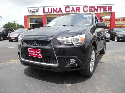 2011 Mitsubishi Outlander Sport for sale at LUNA CAR CENTER in San Antonio TX