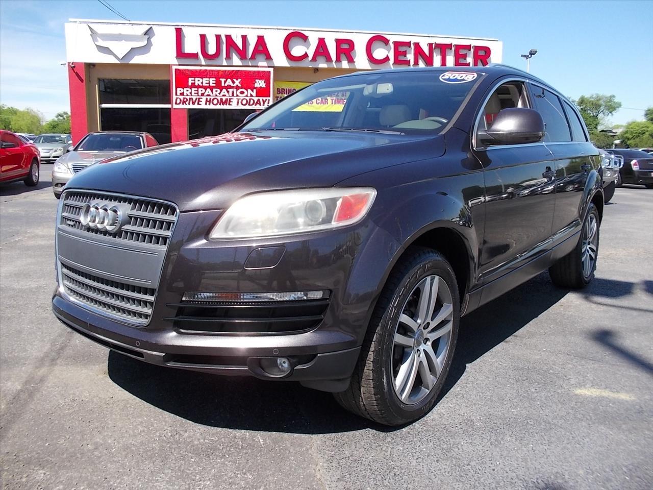 Audi Q AWD Premium Quattro Dr SUV In San Antonio TX - Audi 3 suv