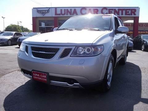 2007 Saab 9-7X for sale at LUNA CAR CENTER in San Antonio TX
