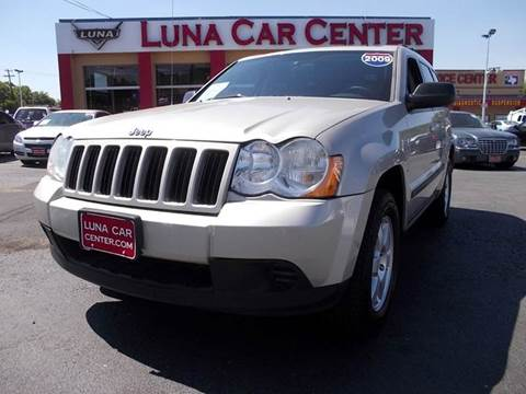 2009 Jeep Grand Cherokee for sale at LUNA CAR CENTER in San Antonio TX