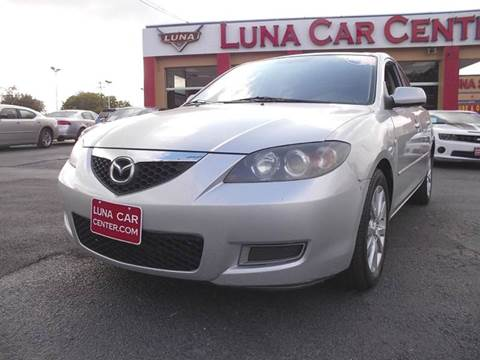2008 Mazda MAZDA3 for sale at LUNA CAR CENTER in San Antonio TX