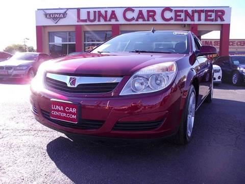 2009 Saturn Aura for sale at LUNA CAR CENTER in San Antonio TX