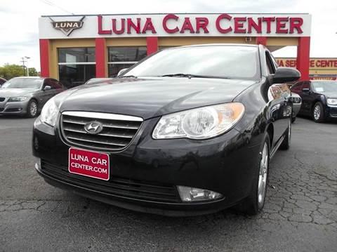 2007 Hyundai Elantra for sale at LUNA CAR CENTER in San Antonio TX