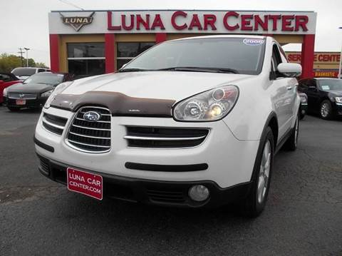 2006 Subaru B9 Tribeca for sale at LUNA CAR CENTER in San Antonio TX