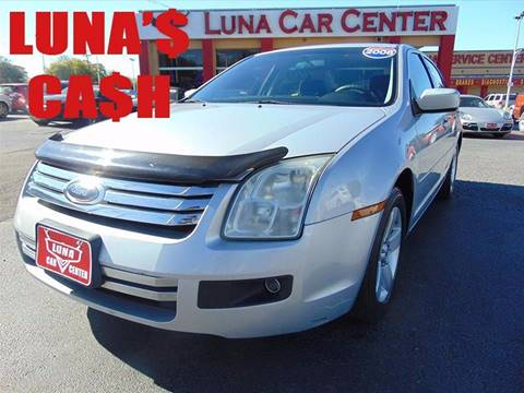 2006 Ford Fusion for sale at LUNA CAR CENTER in San Antonio TX