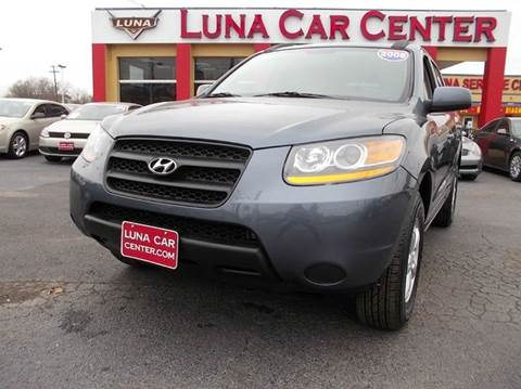 2008 Hyundai Santa Fe for sale at LUNA CAR CENTER in San Antonio TX