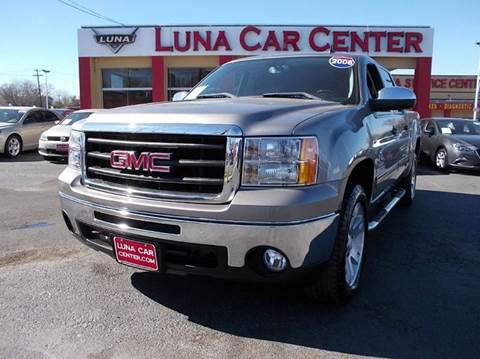 2008 GMC Sierra 1500 for sale at LUNA CAR CENTER in San Antonio TX