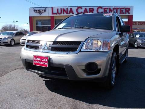 2006 Mitsubishi Endeavor for sale at LUNA CAR CENTER in San Antonio TX