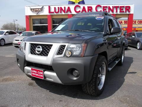 2010 Nissan Xterra for sale at LUNA CAR CENTER in San Antonio TX