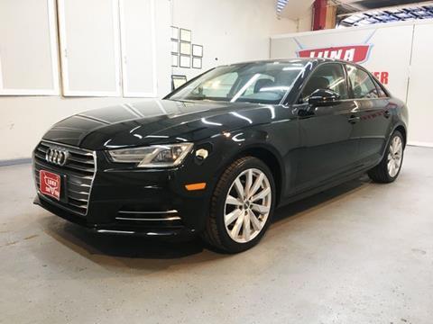 2017 Audi A4 for sale at LUNA CAR CENTER in San Antonio TX