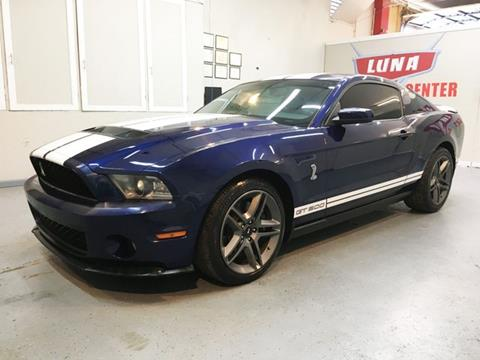 2010 Ford Shelby GT500 for sale in San Antonio, TX