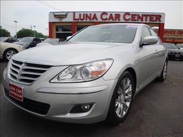 2009 Hyundai Genesis for sale at LUNA CAR CENTER in San Antonio TX