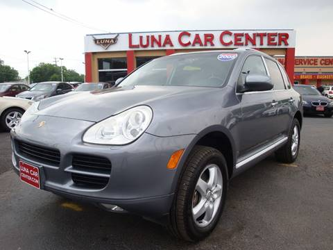 2005 Porsche Cayenne for sale at LUNA CAR CENTER in San Antonio TX