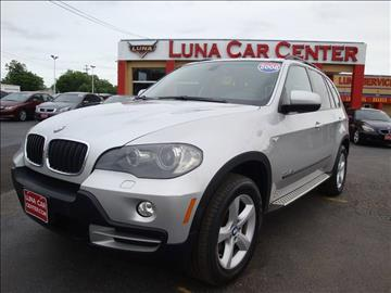 2008 BMW X5 for sale at LUNA CAR CENTER in San Antonio TX