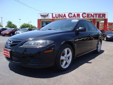 2007 Mazda MAZDA6 for sale at LUNA CAR CENTER in San Antonio TX