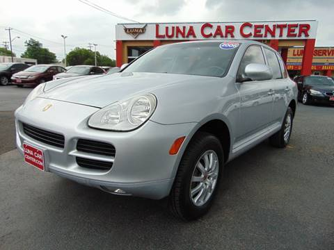 2006 Porsche Cayenne for sale at LUNA CAR CENTER in San Antonio TX