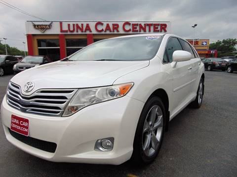 2009 Toyota Venza for sale at LUNA CAR CENTER in San Antonio TX