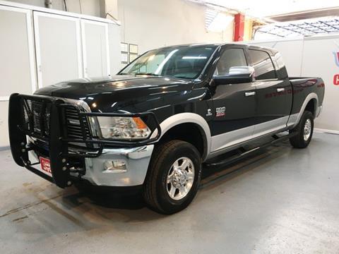 2012 RAM Ram Pickup 2500 for sale at LUNA CAR CENTER in San Antonio TX