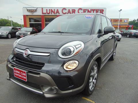 2014 FIAT 500L for sale at LUNA CAR CENTER in San Antonio TX