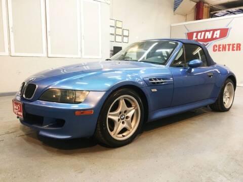 2000 BMW Z3 for sale at LUNA CAR CENTER in San Antonio TX