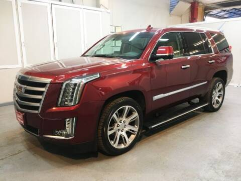 2016 Cadillac Escalade for sale at LUNA CAR CENTER in San Antonio TX