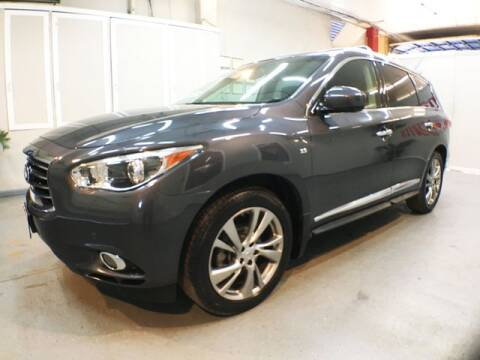 2014 Infiniti QX60 for sale at LUNA CAR CENTER in San Antonio TX