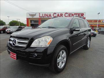 2007 Mercedes-Benz GL-Class for sale at LUNA CAR CENTER in San Antonio TX