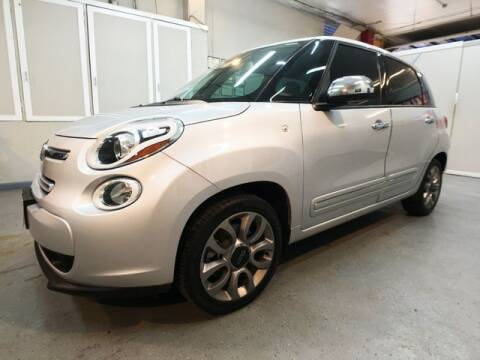 2015 FIAT 500L for sale at LUNA CAR CENTER in San Antonio TX