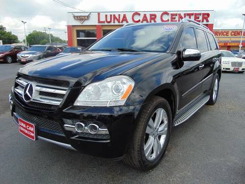 2010 Mercedes-Benz GL-Class for sale at LUNA CAR CENTER in San Antonio TX