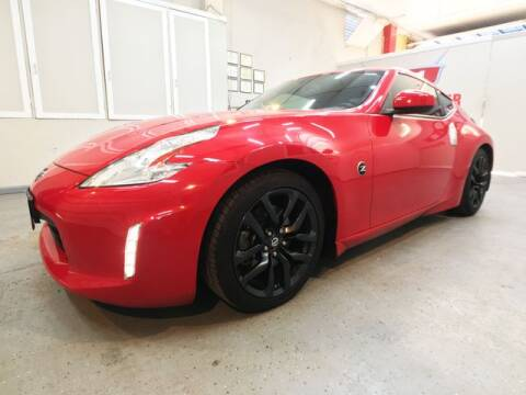 2016 Nissan 370Z for sale at LUNA CAR CENTER in San Antonio TX