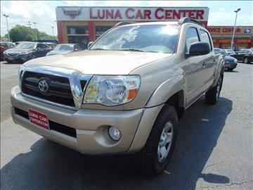 2007 Toyota Tacoma for sale at LUNA CAR CENTER in San Antonio TX