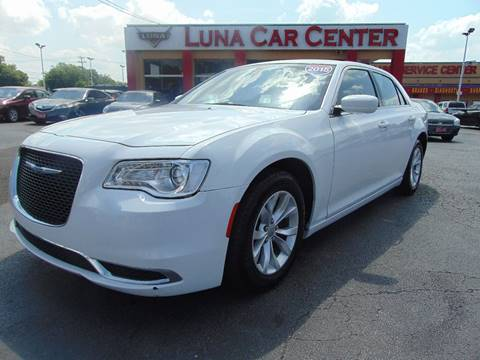 2015 Chrysler 300 for sale at LUNA CAR CENTER in San Antonio TX