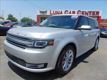 2015 Ford Flex for sale at LUNA CAR CENTER in San Antonio TX