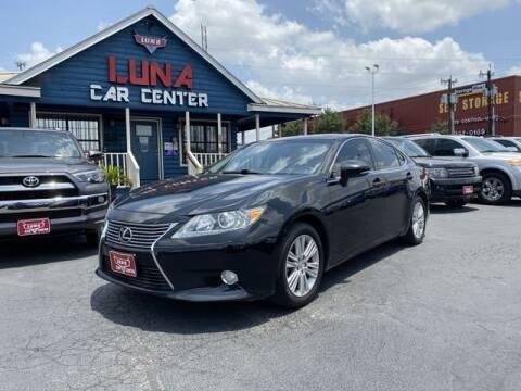 2014 Lexus ES 350 for sale at LUNA CAR CENTER in San Antonio TX